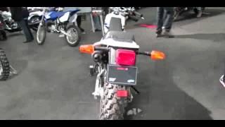 6. 2013 Yamaha TW200