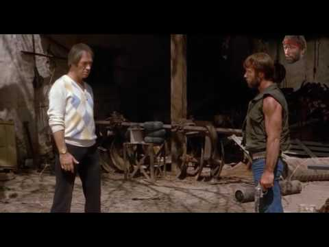 Chuck Norris Lone Wolf McQuade Final Fight