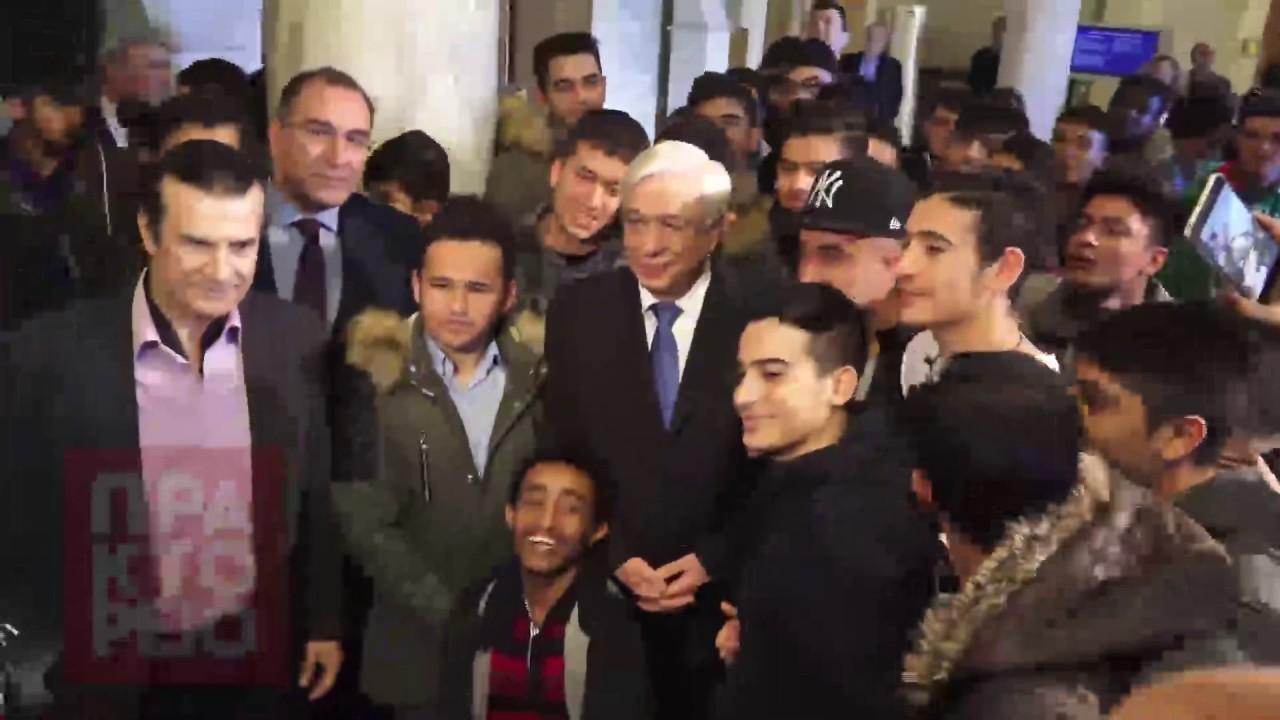 Πρ. Παυλόπουλος: «Η Ευρώπη πρέπει να υπερασπιστεί τον άνθρωπο»