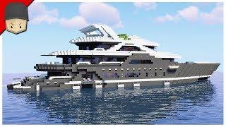 Minecraft Yacht