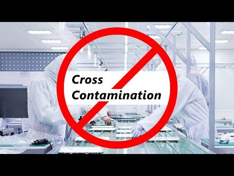 Nhiễm và nhiễm chéo | Contamination and cross-contamination | GMP guidelines