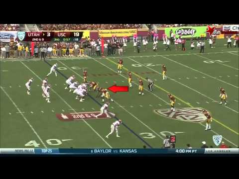 Leonard Williams vs Utah 2013 video.