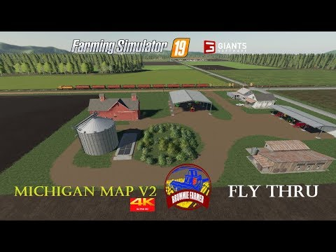 Michigan Map v3.1