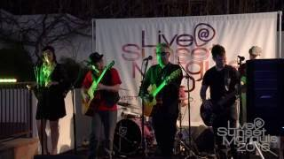 Zander Freeze Performance </br>Live@ SunsetMarquis