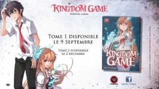 Kingdom Game - Bande annonce - Bande annonce - KINGDOM GAME