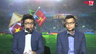 [SEA INV 2015] Singapore vs Thailand [09.10.2015], fifa online 3, fo3, video fifa online 3