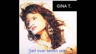 Gina T. - Sail Over The Seven Seas