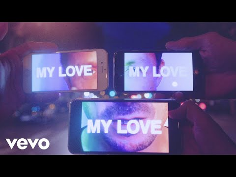 Martin Solveig - My Love (Official Lyric Video)