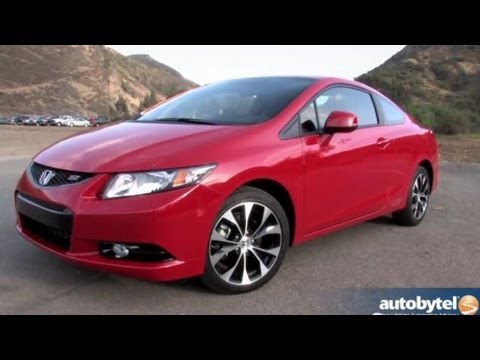2013 Honda Civic Si Coupe Sport Compact Video Review