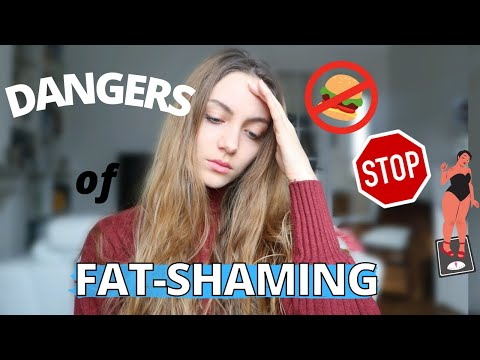 THE TRUTH ABOUT FAT SHAMING: does fat shaming help weight loss? The harm of weight stigma. | Edukale