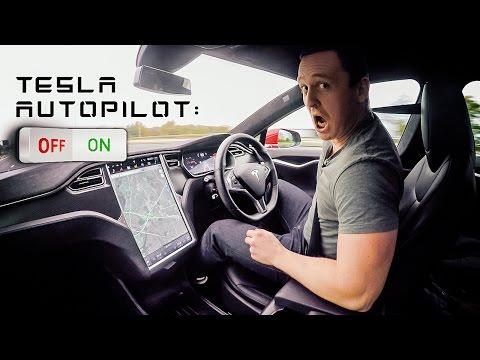 Testing Tesla s Autopilot System At 70mph