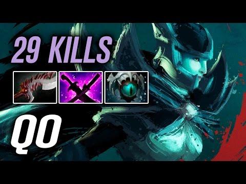 QO • Phantom Assassin • 29 kills — Pro MMR