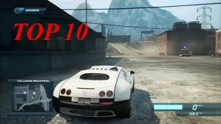Need For Speed Top 10 Cars is the best 10 cars from need for speed most wanted in my opinion after testing all the cars, and these cars are chosen depending ...