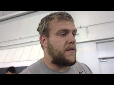 Brandon Scherff Interview 10/1/2013 video.