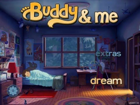 Buddy & Me Android / iOS GamePlay Trailer (HD)
