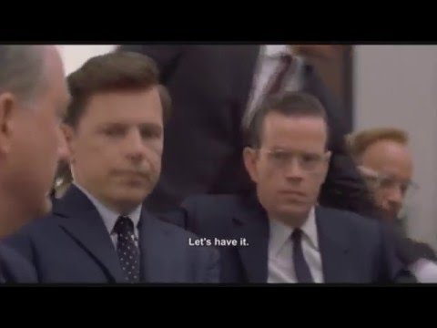 Thirteen Days 2000 Movie Clip Cabinet Room Meeting HD