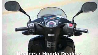 4. 2010 Honda SH 150i -  Transmission Specification Features Specs Top Speed Engine Details