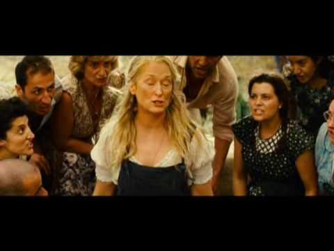 Tekst piosenki Meryl Streep - Mamma mia po polsku