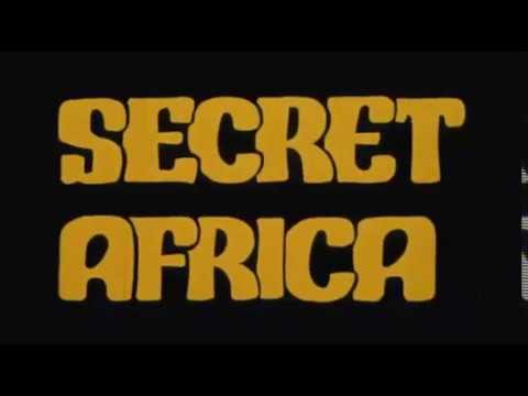 SECRET AFRICA (1969) Trailer