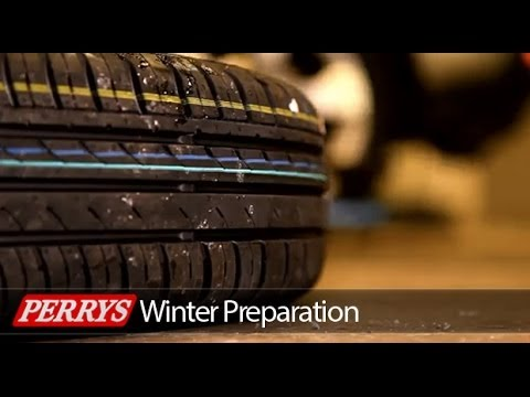 Preparing your car for bad weather (snow/ice) driving