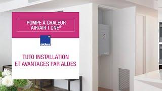 Le T.one d'ALDES en vidéo