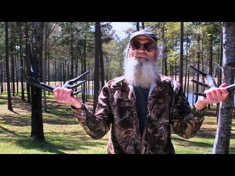 Black Rack Commercial with Uncle Si