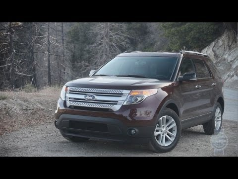 2012 Ford Explorer Review - Kelley Blue Book