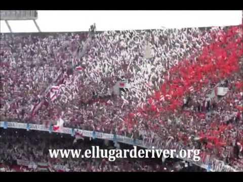 Video - Vamo' vamo' Millonario, que tenemos que ganar... - Los Borrachos del Tablón - River Plate - Argentina