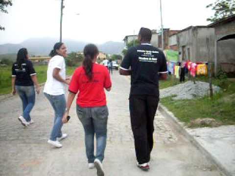 Evangelismo em Casimiro de Abreu - Ministério Sabaoth