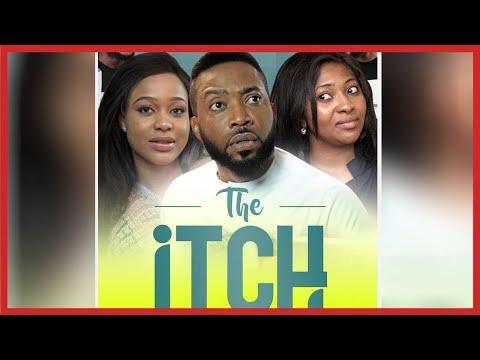 "FREDERICK LEONARD & LILIAN ESORO IN ""THE ITCH"" NIGERIAN MOVIE"