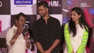 Raman Raghav 2.0 Trailer Launch   Nawazuddin Siddiqui, Anurag Kashyap