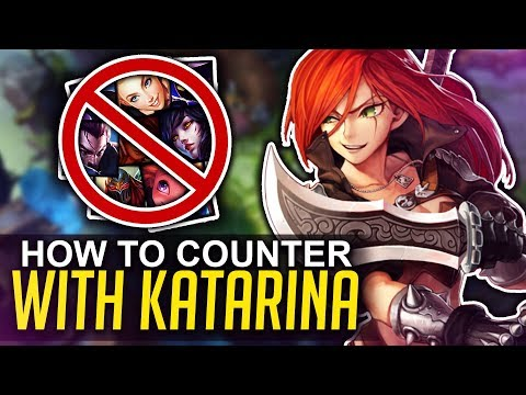 How To Counter ALL MATCHUPS With KATARINA! | KatEvolved