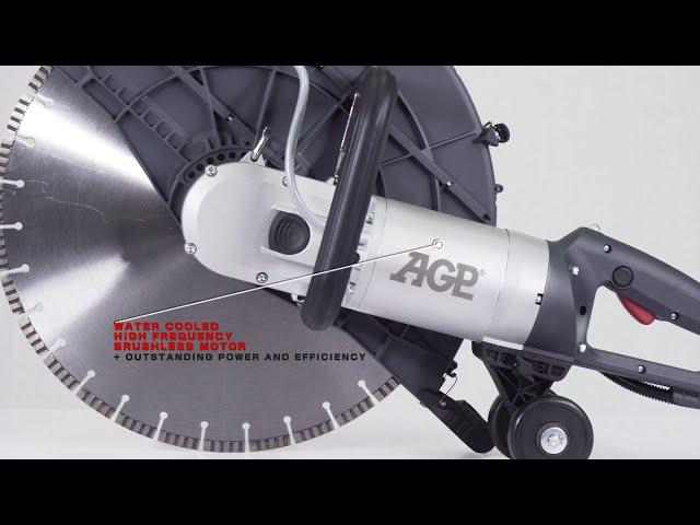 AGP C18 457mm (18