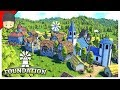 Foundation : Medieval City Builder Pre alpha Gameplay