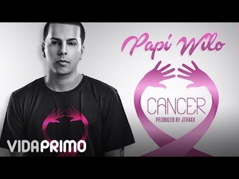 Letra Cancer Papi Wilo