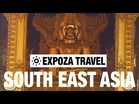 East Asia - Travel video about destination South East Asia. A tantalising glimpse of Myanmar, Taiwan, Cambodia and Thailand. A multi-dimensional, atmospheric and mesmerising world full of unspoiled nature...