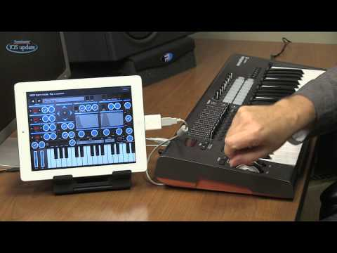 Arturia iProphet Synthesizer App Review - Sweetwater's iOS Update, Vol. 89