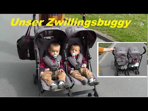 Zwillingskinderwagen Zwillingsbuggy Topmark / Easy Walker