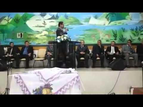 PRELETOR JÚLIO RIBEIRO MINISTRANDO EM VENTANIA PR