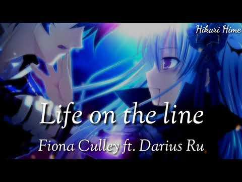 Nightcore- Life on the Line (Fiona Culley Feat. Darius Rucker) [Lyrics]