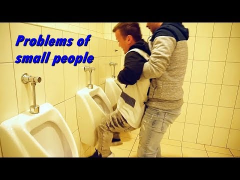 BIG PROBLEMS OF LITTLE PEOPLE