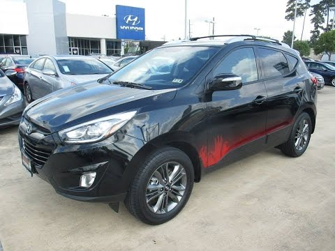 "2014 Hyundai Tucson ""The Walking Dead"" Special Edition Full Review"