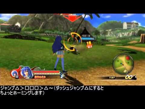 [J-star Victory Vs] Medaka-Basic combos by Hama (видео)
