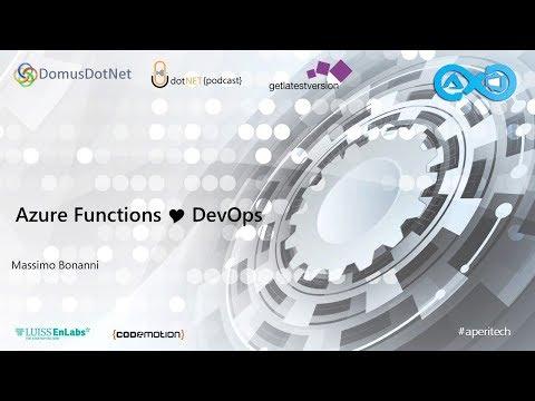 Azure Functions <3 DevOps