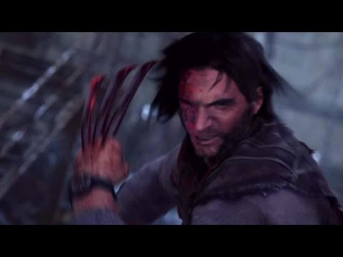 The Wolverine - Opening CGI Action Scene - Very Violent - X-Men: Origins Videogame - HD