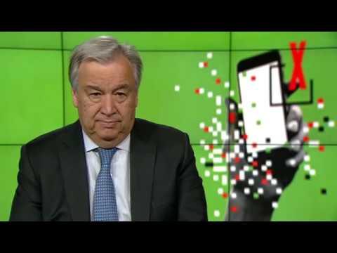 Послание главы ООН по случаю Дня свободы печати