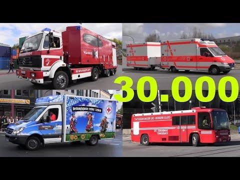 30.000 Abos: die eigenartigsten Einsatzfahrten