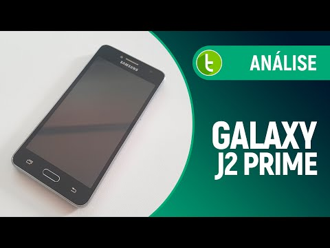Análise Galaxy J2 Prime  Review do TudoCelular
