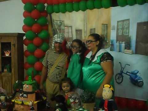 Festa Niver Maria Clara - PJDs om