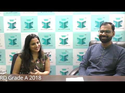 Interview With Toppers 2018 - Ms. Komal Khandekar - Nabard Grade A 2018.